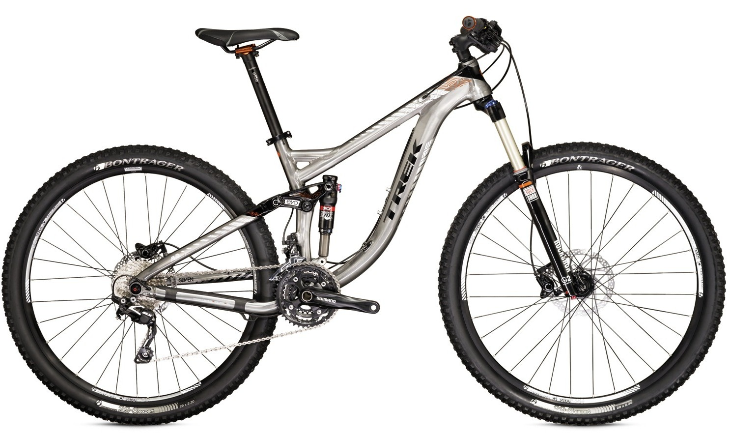bike - 2014 Trek Remedy 7 29