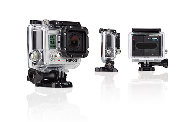 GoPro HERO3 Black Edition Camera