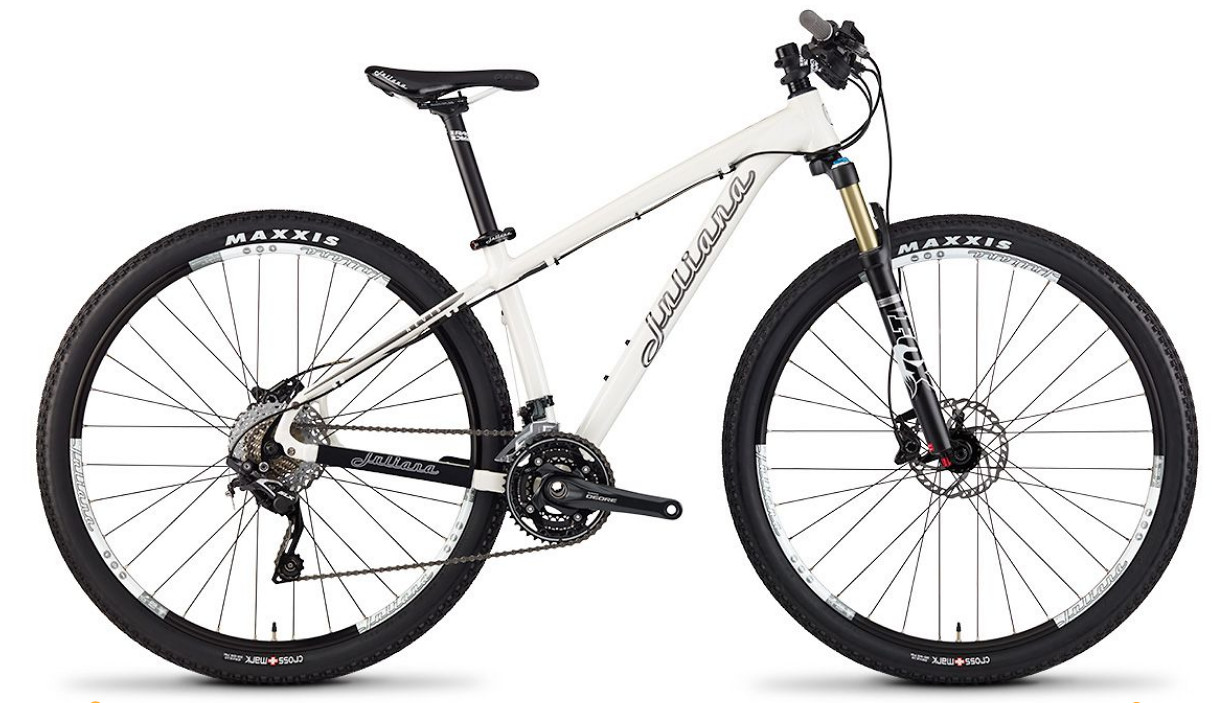 2014 Juliana Nevis Primeiro Bike nevis_primeiro