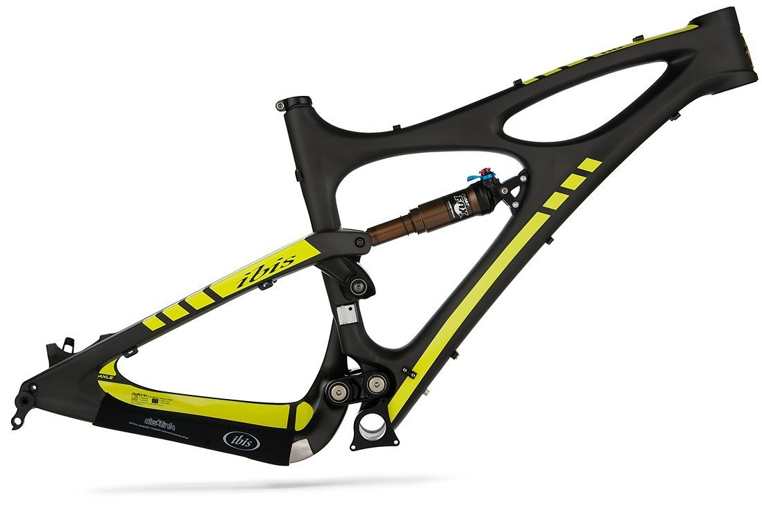 Ibis Mojo HDR 650b Frame - Reviews, Comparisons, Specs - Mountain ...
