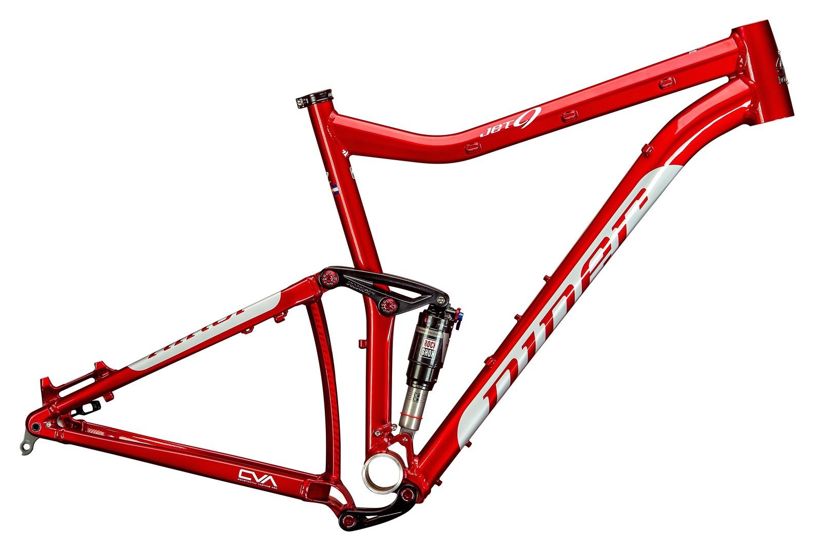 Niner JET 9 Frame - Reviews, Comparisons, Specs - Mountain Bike ...
