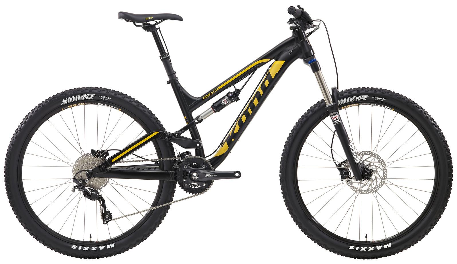 2014 Kona Process 134  Bike Process 134