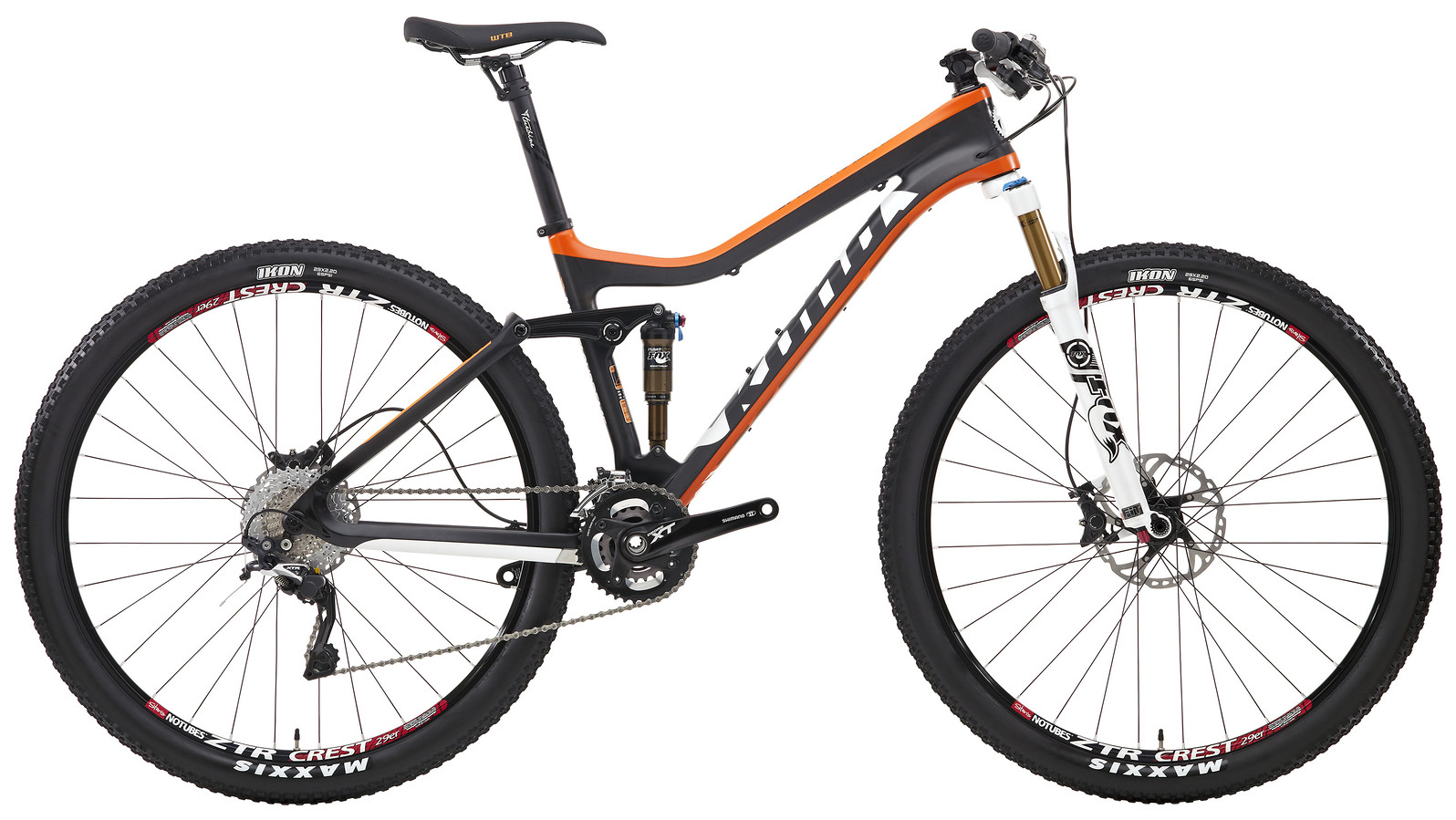 2021 Kona Hei Supreme Bike