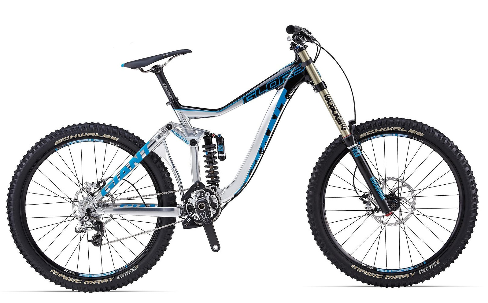 2014 Giant Glory 0 Bike Glory_0