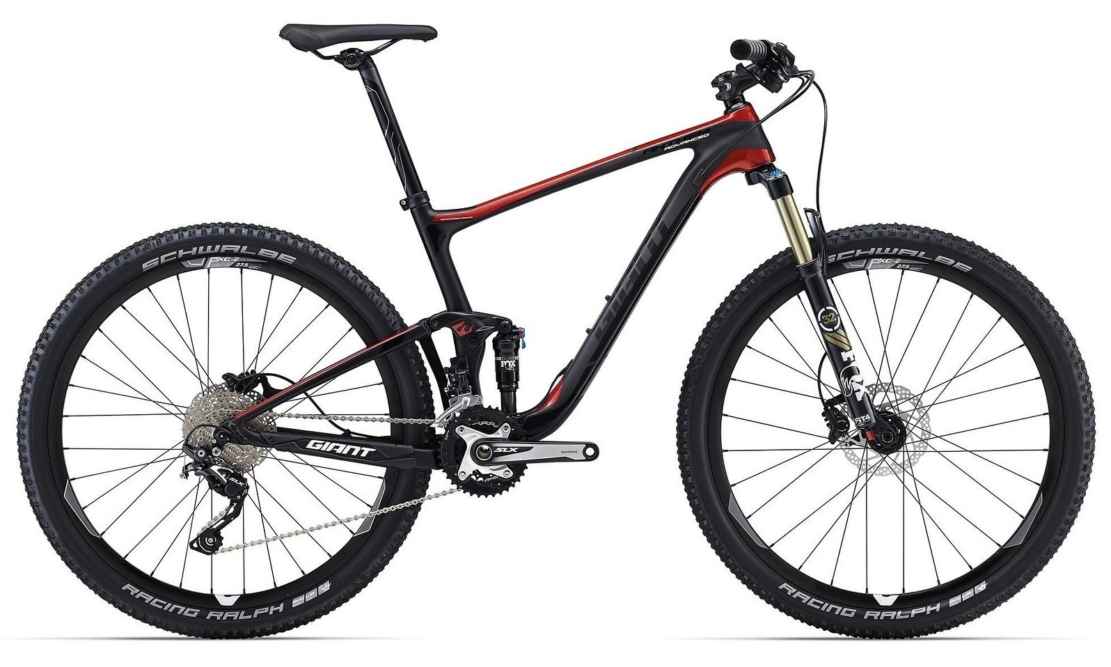 2016 Giant Anthem Advanced 27.5 2 Bike s1600_Anthem_Advanced_275_2_Comp_Red