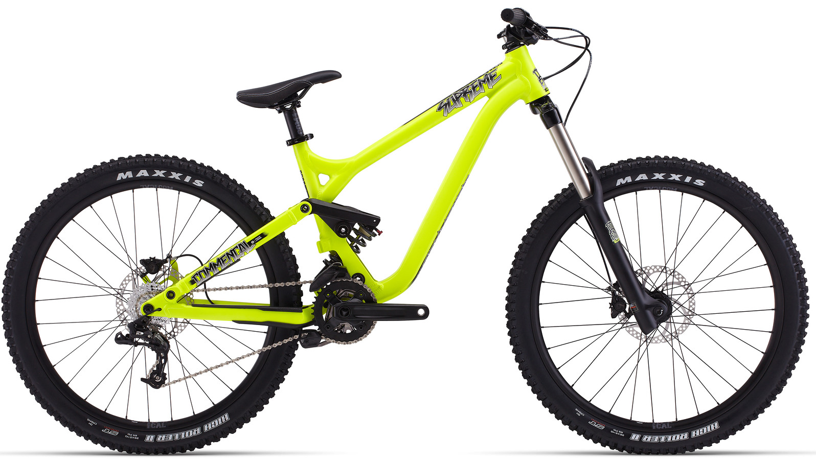 2014 Commencal Supreme JR Bike 14SUPREMEJR