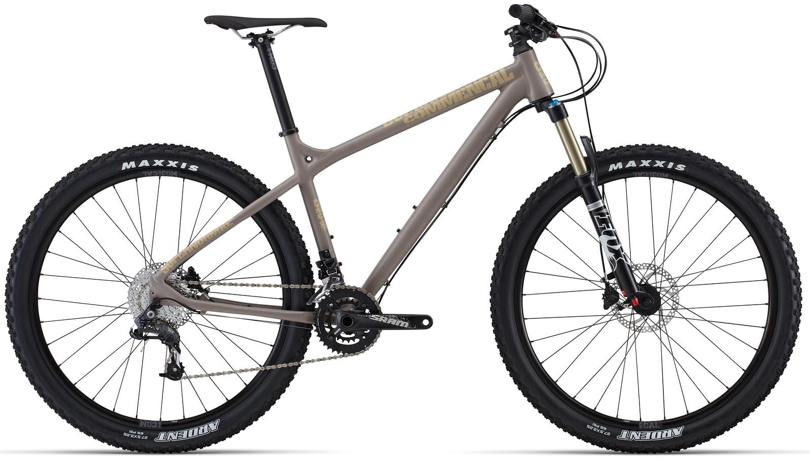 2014 Commencal Supernormal 1 Bike 14SUPERNOR1