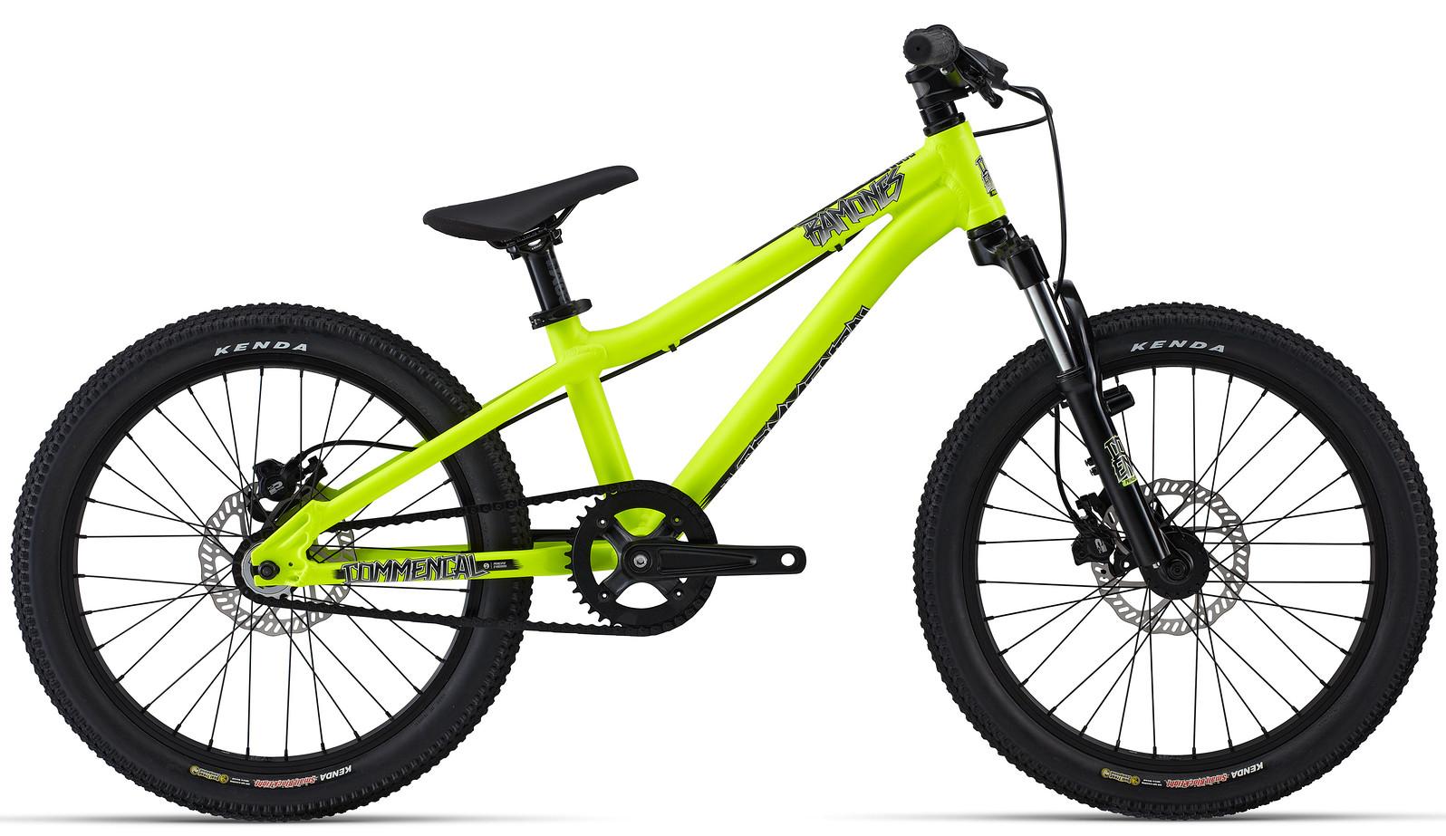2014 Commencal Ramones 20 1 Bike 14RAMONES201