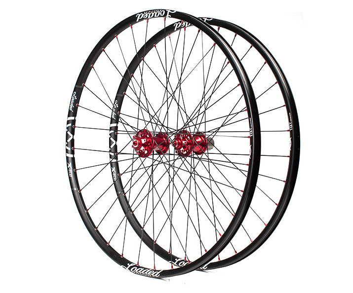 Loaded Precision X-Lite Wheelset