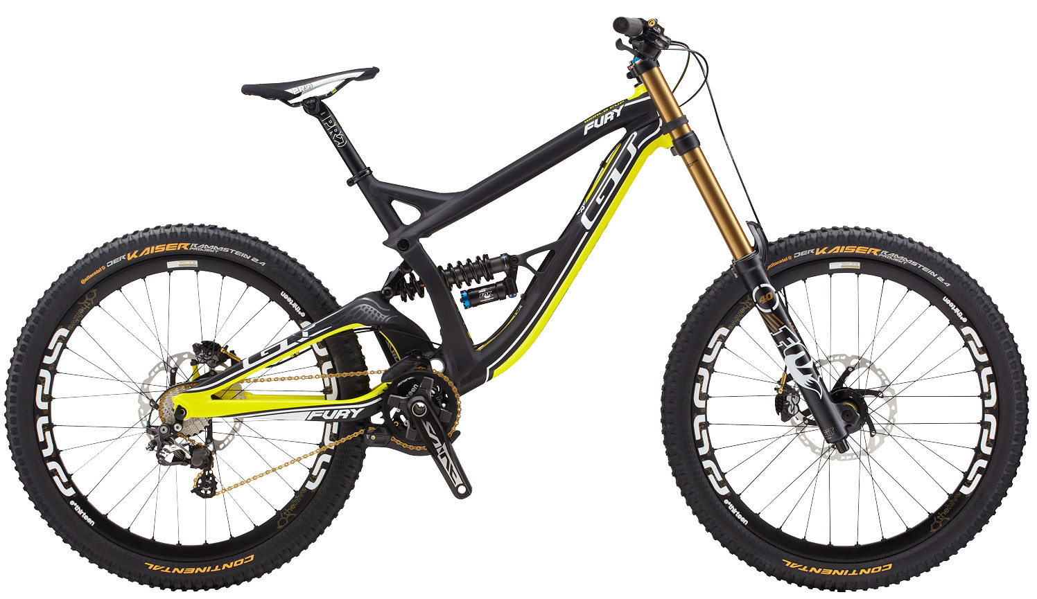 2014 GT Fury World Cup Bike G14_26M_Fury_WorldCup_BLK_1