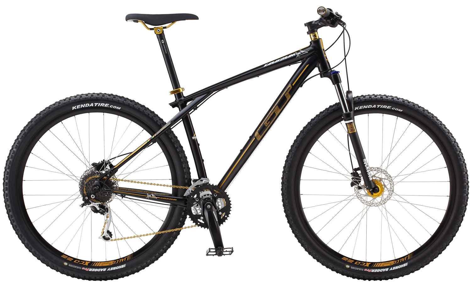2014 Gt Karakoram Hans Rey Bike Reviews Comparisons
