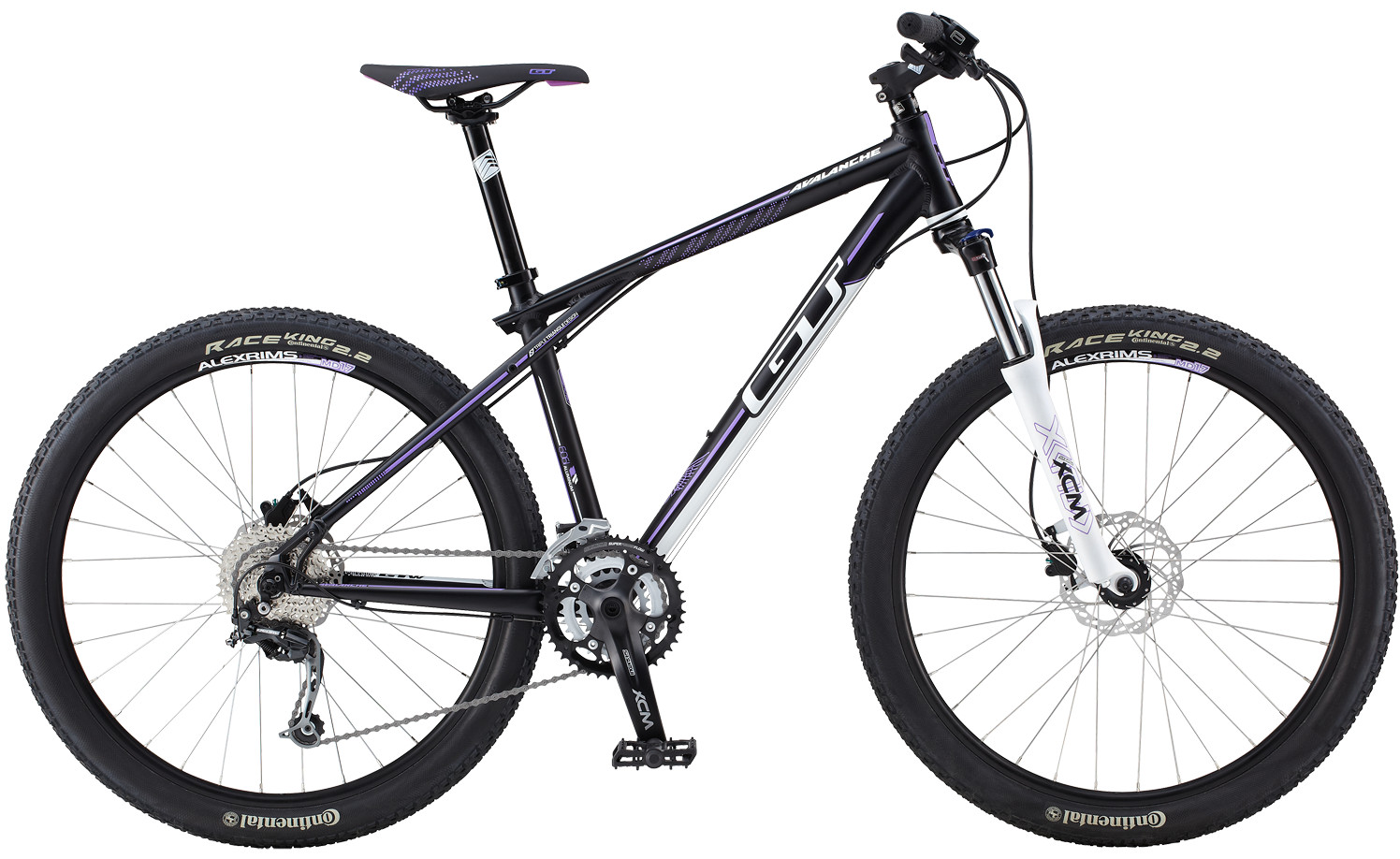 2014 GT Avalanche Comp GTW Bike - Reviews, Comparisons, Specs ...