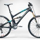 2014 Yeti SB66 Carbon Enduro Bike
