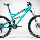 2014 Yeti SB66 Enduro Bike