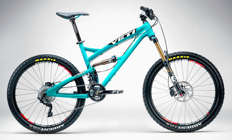 91305cf4aa7 2014 Yeti SB66 Enduro Bike - Reviews, Comparisons, Specs - Mountain ...