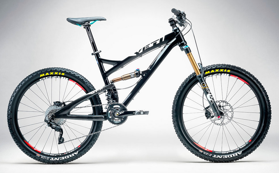 2014 Yeti SB66 X01 Bike - Reviews, Comparisons, Specs - Mountain