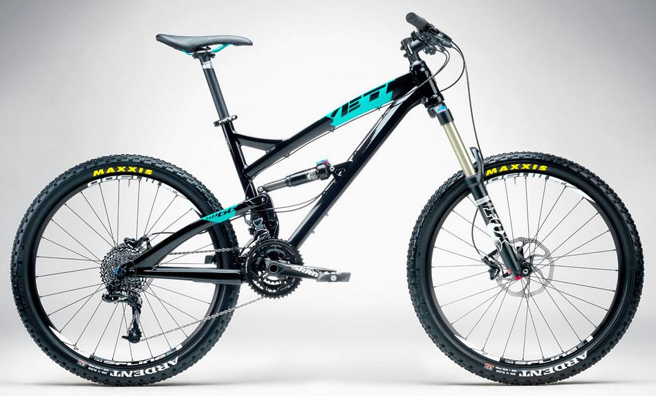2014 Yeti SB66 Comp Bike - Reviews, Comparisons, Specs - Mountain
