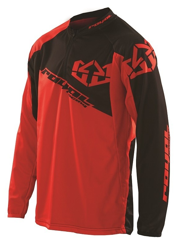 Royal 2014 Stage Jersey  stage jersey red f low