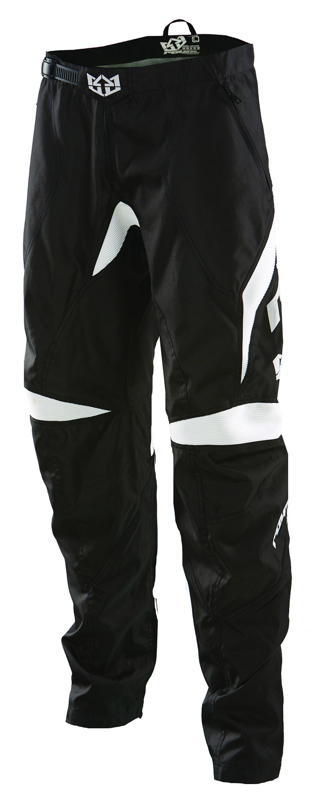 sp 247 pants black white f