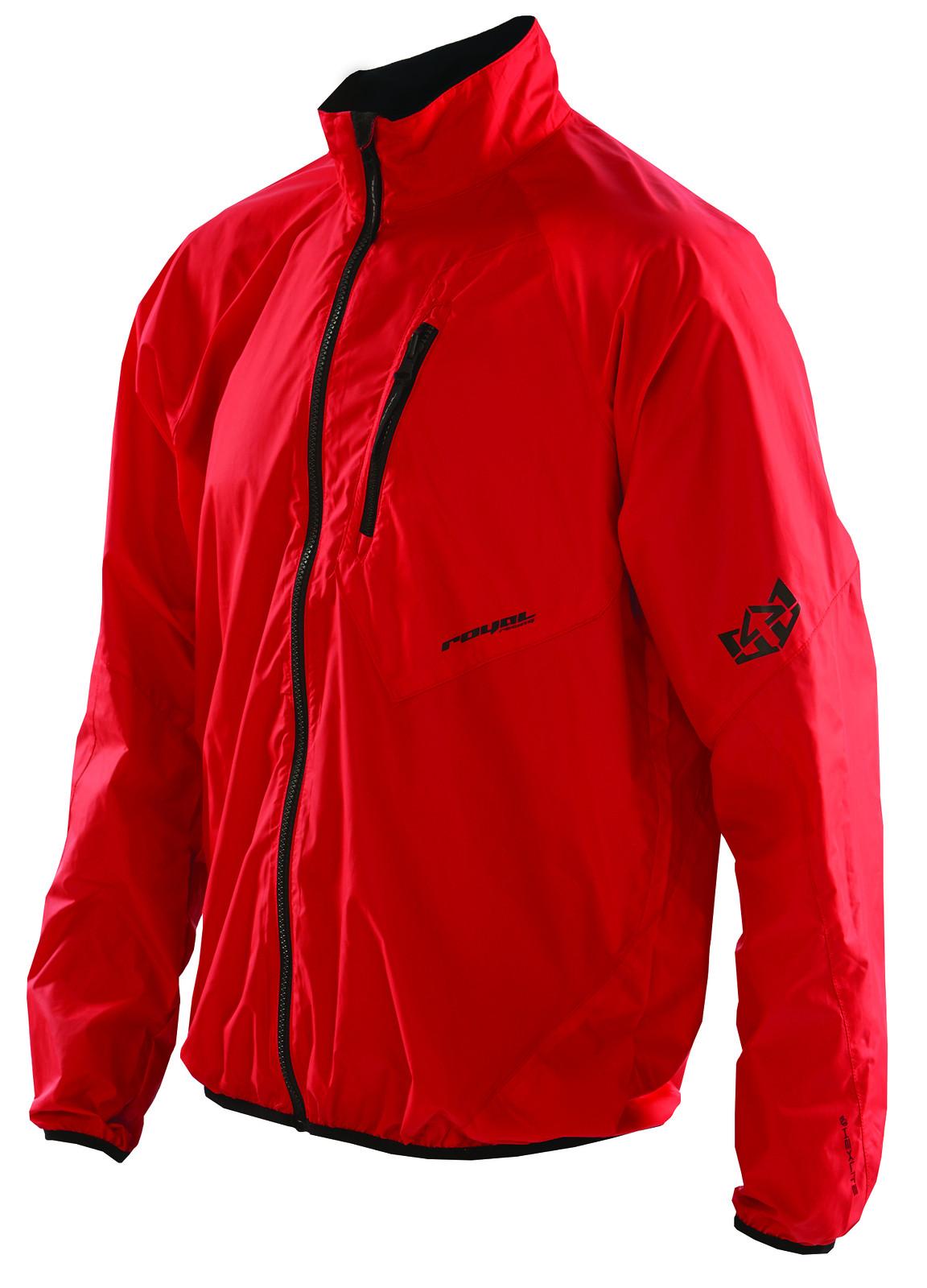 Royal 2015 Hextech Jacket hextec red f