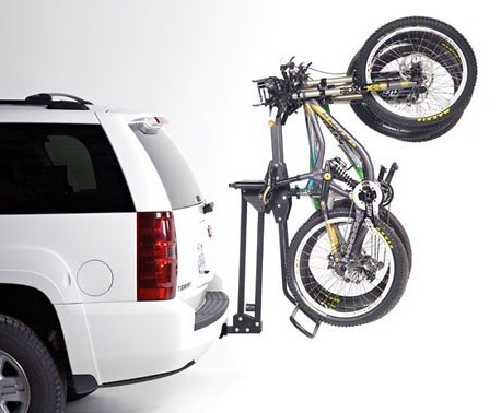 car bikes rack bike for fat mtbr racks com