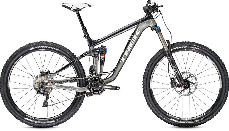 2014 Trek Slash 8 27.5/650b Bike
