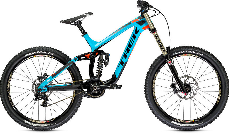 2014 Trek Session 9.8
