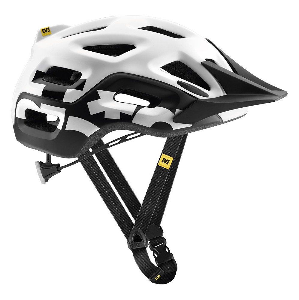 Mavic Notch Helmet - White