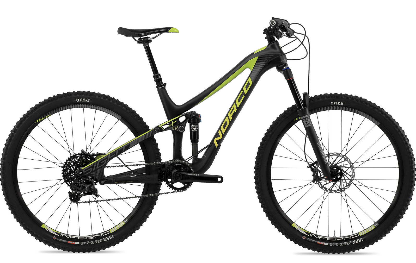 2014 Norco Sight Carbon 7.1  NORCO SIGHT CARBON 7.1