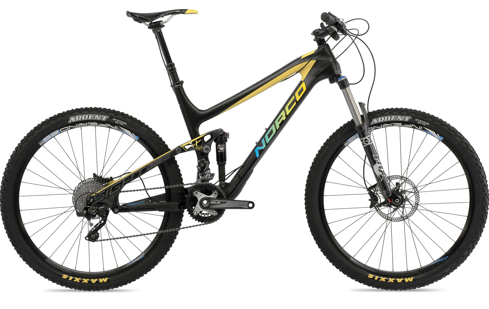2014 Norco Sight Carbon 7 1.5 Bike