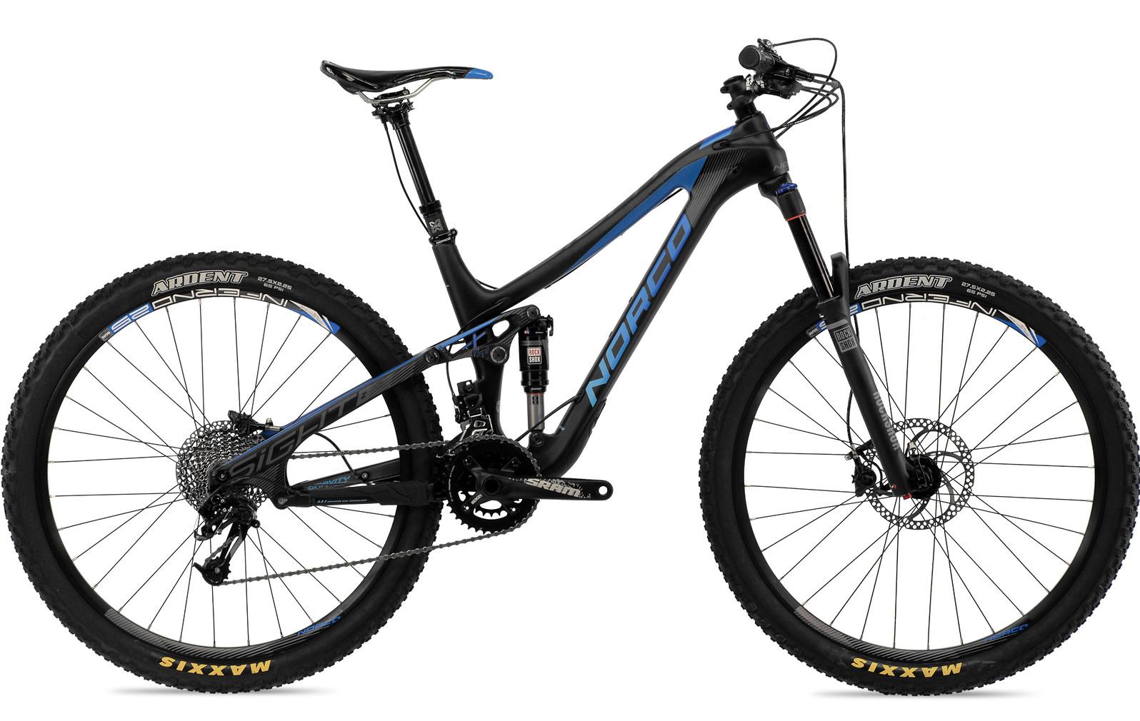 2014 Norco Sight Carbon 7.2 Bike