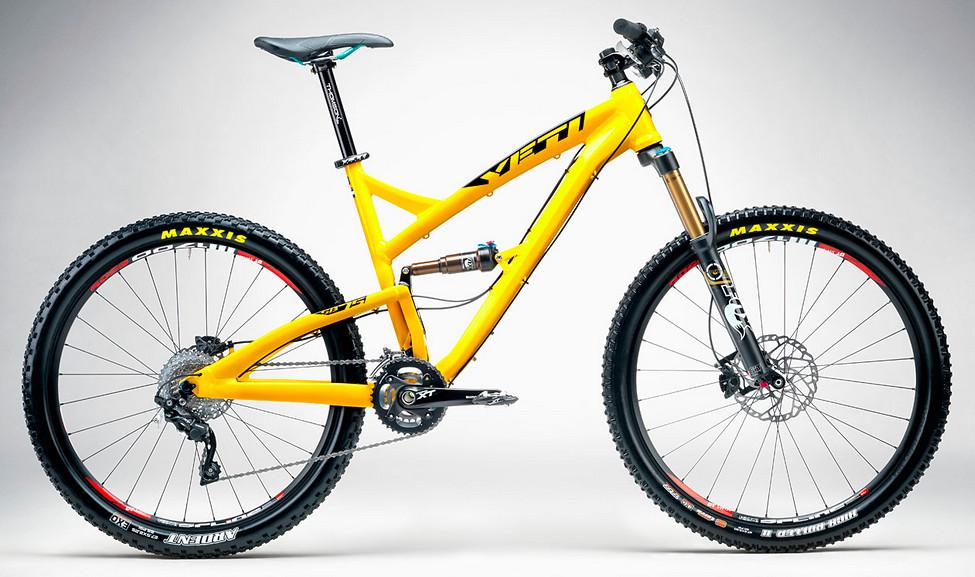 SB75 Enduro Yellow