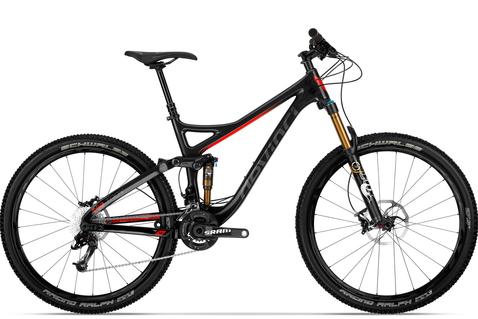 2014 Devinci Troy Carbon SL  2014 Troy Carbon