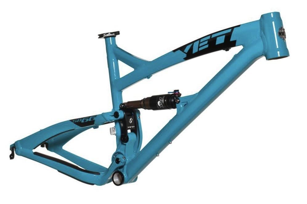 Yeti SB66 Frame - Reviews, Comparisons, Specs - Mountain Bike Frames ...