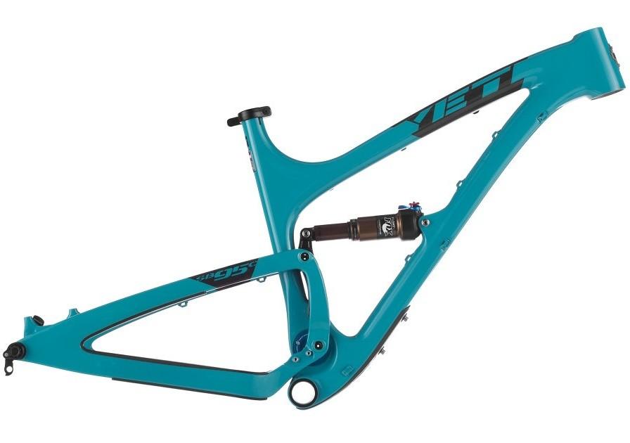 Yeti SB95 Carbon Frame - Reviews, Comparisons, Specs - Mountain Bike ...