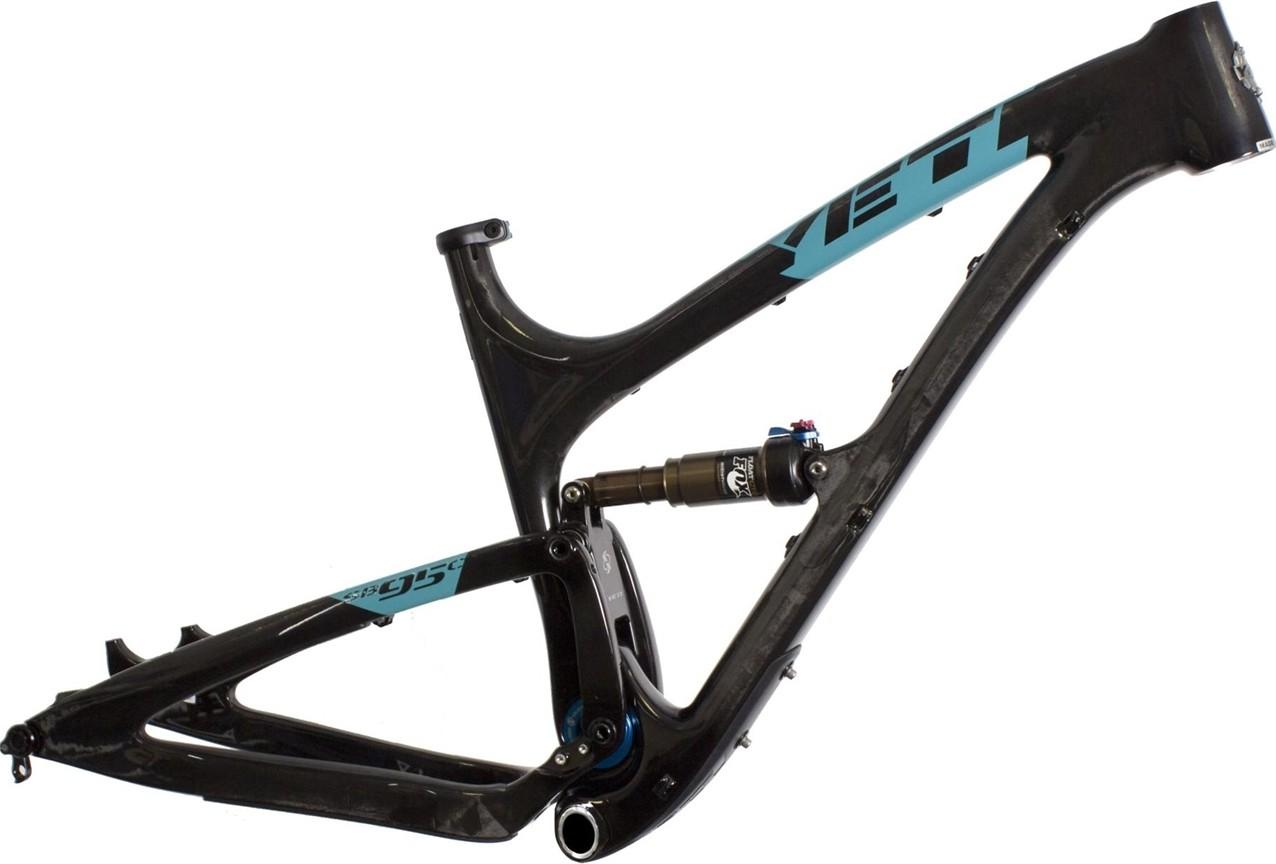 2014 Yeti SB95 Carbon Frame