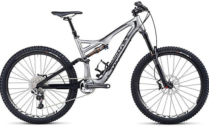 2014 Specialized S-Works Stumpjumper FSR EVO Bike