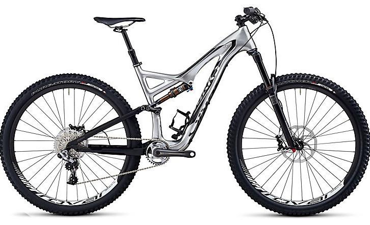2014 Specialized S-Works Stumpjumper FSR EVO 29 Bike