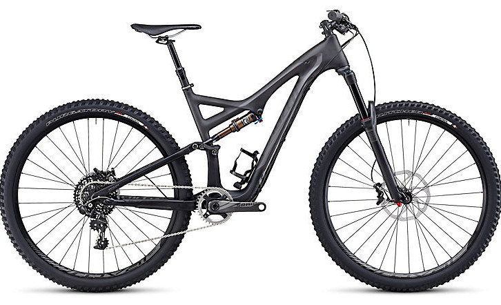 Bike - Specialized Stumpjumper FSR Expert Carbon EVO 29