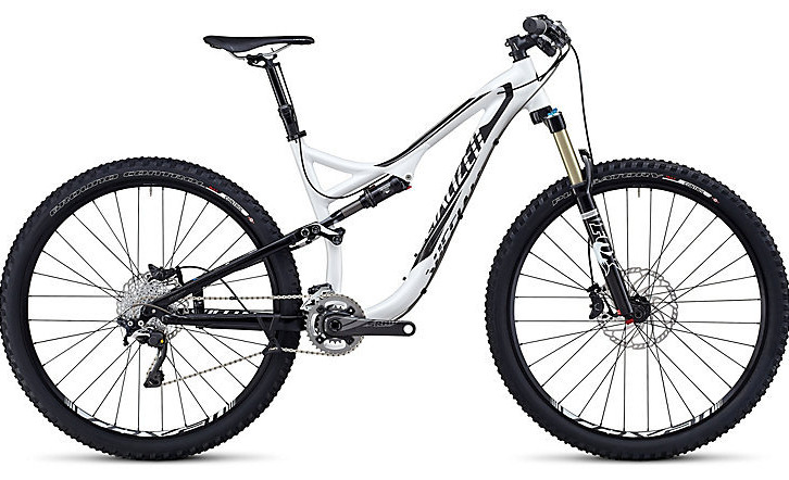 STUMPJUMPER FSR ELITE 29 - White
