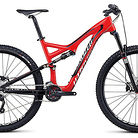 2014 Specialized Stumpjumper FSR Comp Carbon 29 Bike