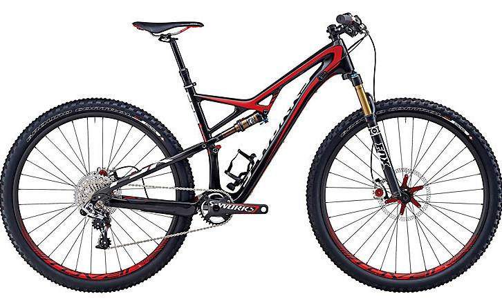 2014 Specialized S-Works Camber 29 Bike