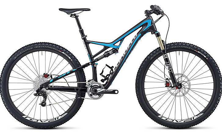 2014 Specialized Camber Expert Carbon 29 Bike