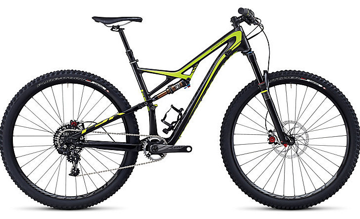 Bike - Specialized Camber Expert Carbon EVO 29