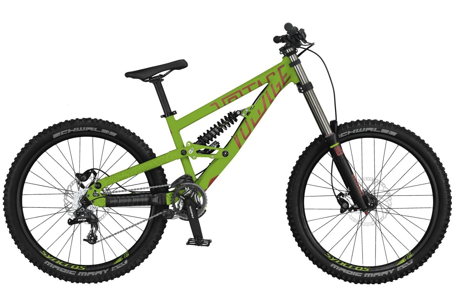 2014 Scott Voltage Fr 10 Bike Reviews Comparisons
