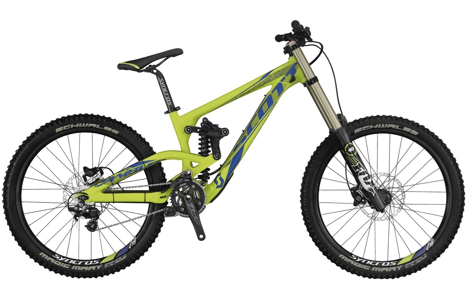 SCOTT Gambler 20 Bike