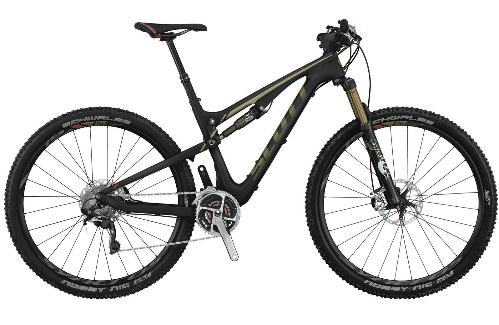 SCOTT Genius 900 Premium Bike