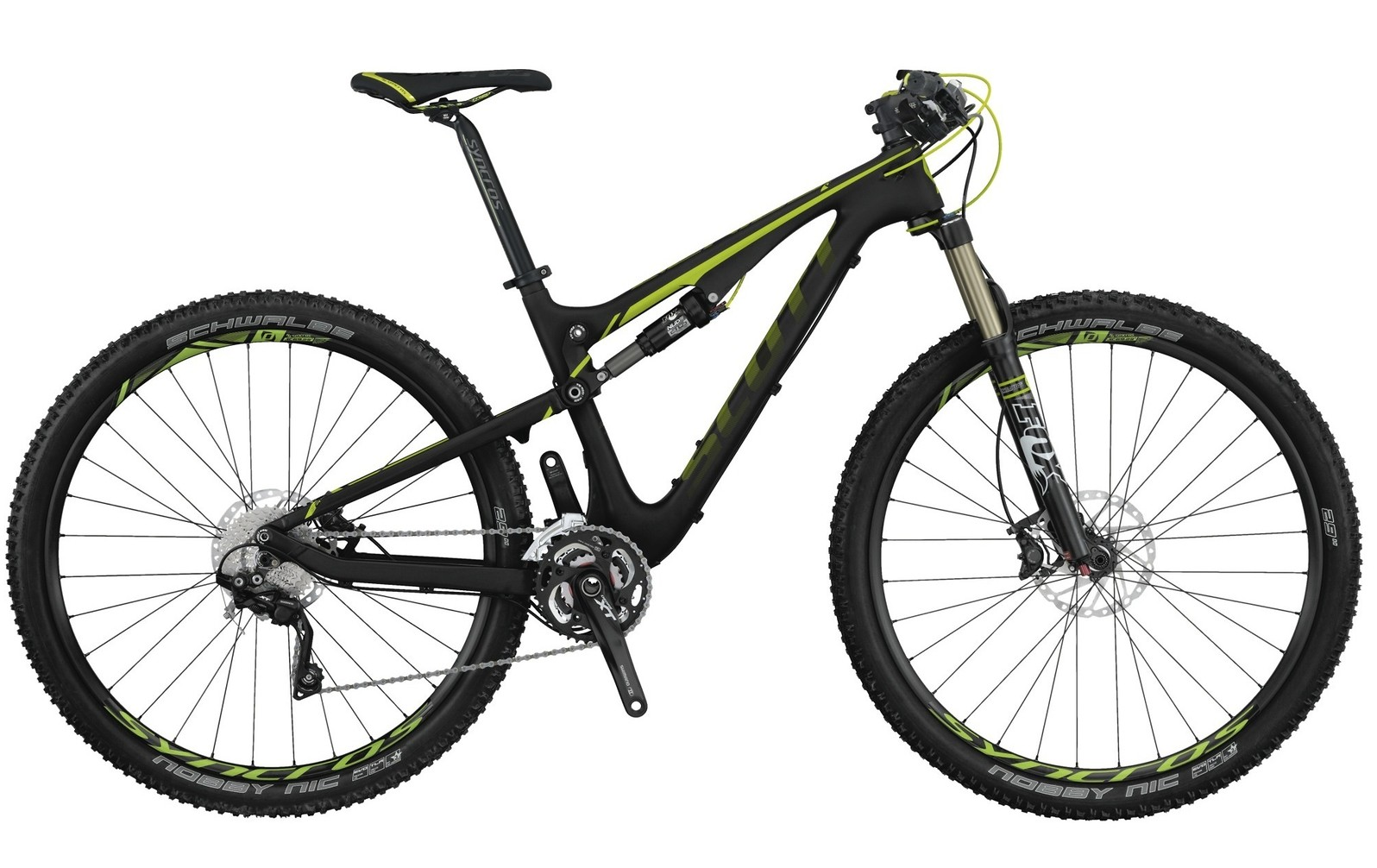 SCOTT Genius 920 Bike