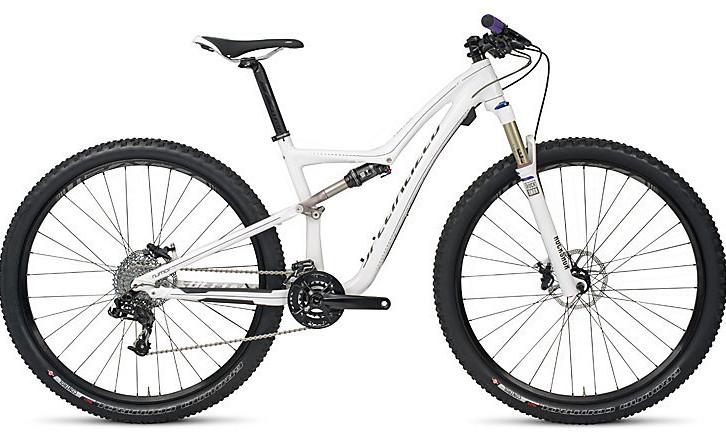 Bike - Specialized Rumor Comp - white