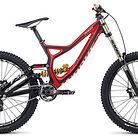 2014 Specialized Demo 8 S-Works Bike